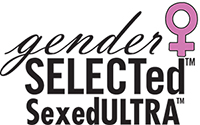 small4C genderSELECTed SexedUltra Logo