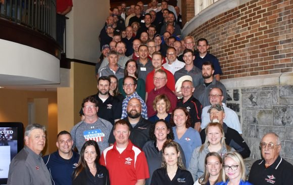 Select Reproductive Solutions (SRS) Specialists Gather for Training