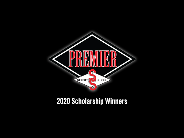 Fifteen Students Receive a Total of $18,500 in 2020 Premier Select Sires Scholarships
